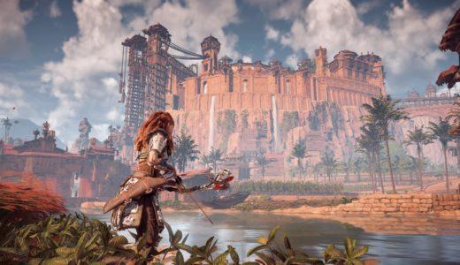【PS4】観光が楽しいオープンワールドゲームの紹介【美しい風景】