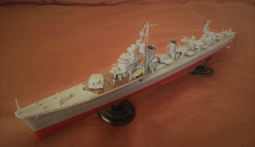 【プラモデル:レビュー】初心者でも作れるオススメの戦艦プラモデルを紹介!最初は塗装なしを選ぼう