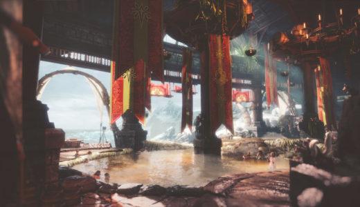 【MHWI】アイスボーンの新要素「温泉」が凄い!ユクモ村を彷彿とさせる光景【モンハンワールド:アイスボーン】