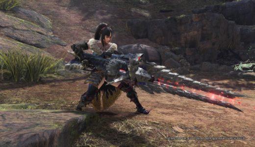 【MHWI】王牙砲と狼牙砲どちらが強いのか?おすすめ散弾ヘビィ【アイスボーン】