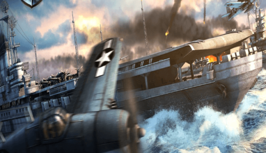 【Warship Saga ウォーシップサーガ】評価・レビュー ゲームの特徴をまとめて紹介【海戦SLG】