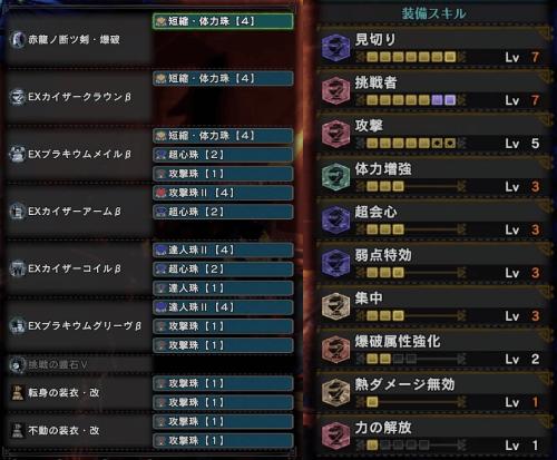 モンハン 4g 大 剣 テンプレ